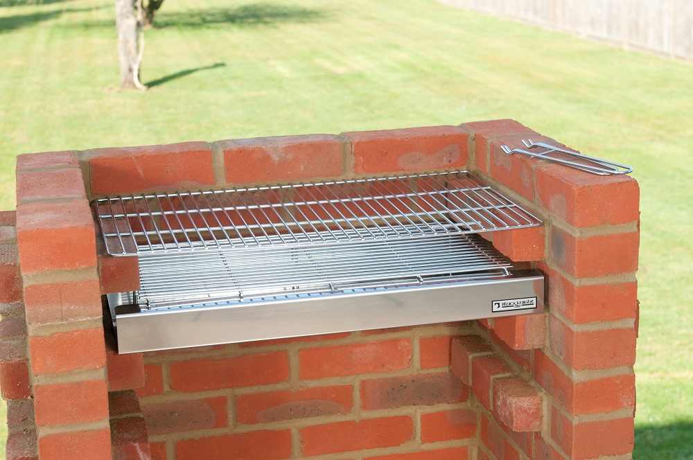 Bkb500 Deluxe Kit 100 Stainless Steel Brick Barbecue Bbq Kit