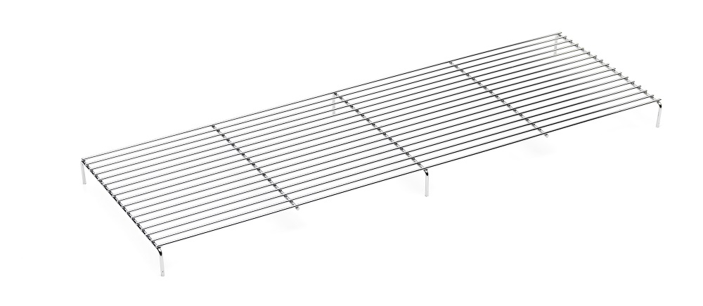 Bk8 G Extra Large 100 Stainless Steel Barbecue Charcoal Grid