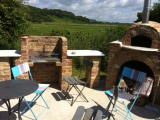 With a bit of imagination and a Black Knight BBQ Kit you can have a fantastic outdoor kitchen area.